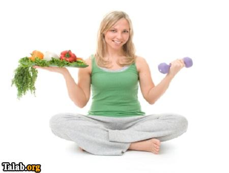 در یک ماه چقدر وزن کم کنیم تا مفید باشد ؟