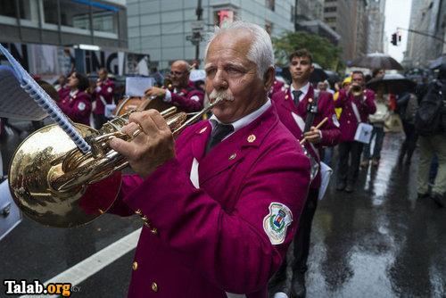 تصاویری از فستیوال جالب کریستوف کلمب در آمریکا