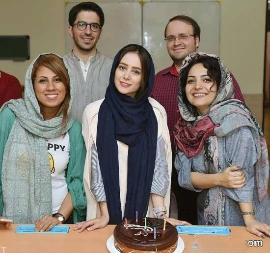گالری عکس های جدید و متفاوت بازیگر الناز حبیبی