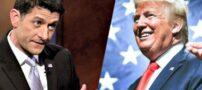 حمایت پل رایان از ترامپ در مورد برجام