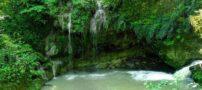 جاذبه بسیار دیدنی جنگل و آبشار پلنگ دره در مازندران