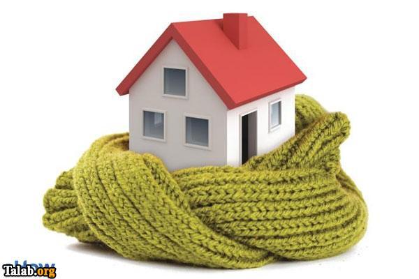نکاتی برای گرم کردن آسان خانه