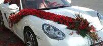 سری جدید تزیین ماشین های زیبای عروس (3)