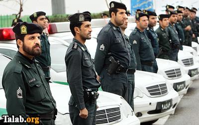نوشته های زیبا مخصوص وظیفه شناسان نیروی انتظامی