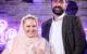 بهاره رهنما به همراه همسرش در کافه بازیگر معروف(عکس)