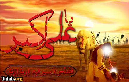 نگاهی به زندگی جوان کربلا حضرت علی اکبر (ع)