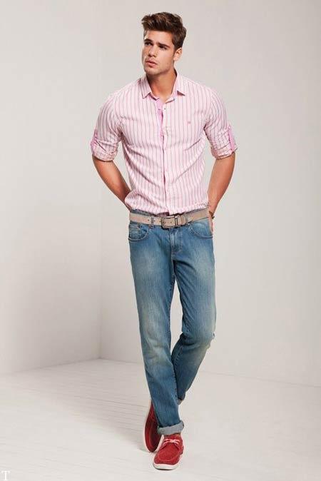 کلکسیون انواع لباس های جذاب مردانه به سبک مد روز