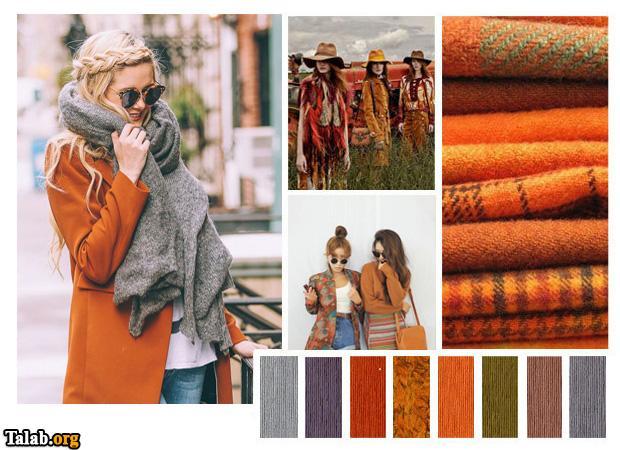 ست های لباس لاکچری مخصوص فصل پاییز