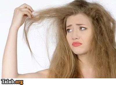 8 روش طبیعی و آسان برای خلاص شدن از موهای خشک و کدر