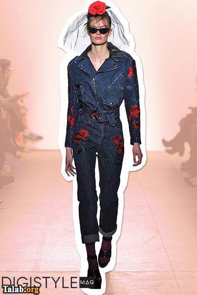 7 مدل جین مد پاییز و زمستان 2017