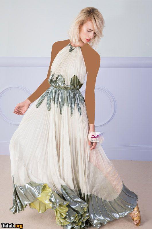انواع لباس های مجلسی در برند معروف Maria Lucia Hohan