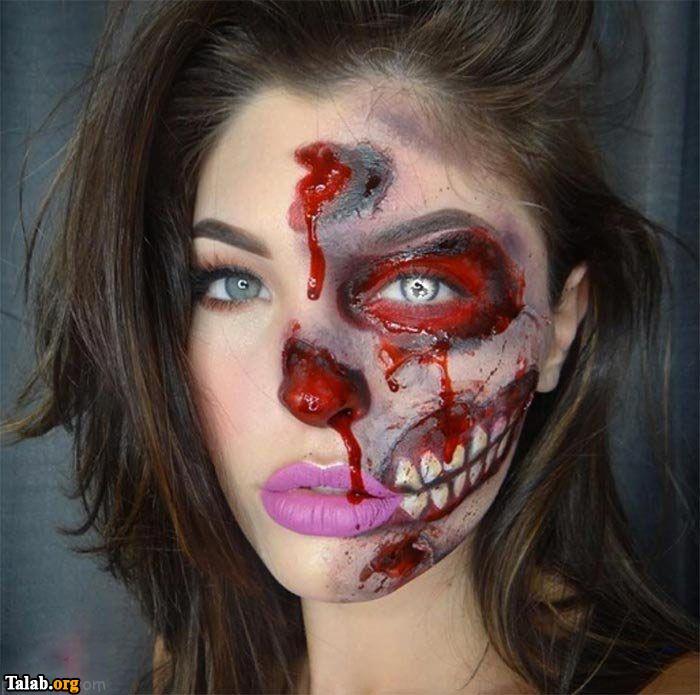فستیوال جالب و وحشتناک هالووین در جهان