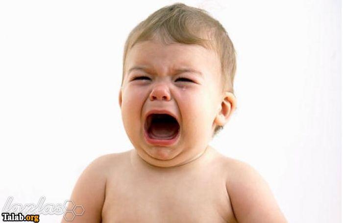 چگونه گریه کودکمان را قطع کنیم ؟