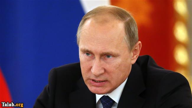جشن تولد ساده و متفاوت 65 سالگی پوتین رییس جمهور