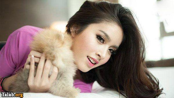زیباترین دختر تایلندی که اول پسر بود (عکس)