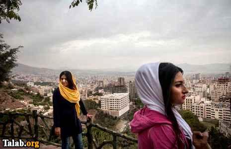 نگاه توریست های خارجی در سفر به ایران