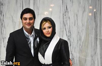 لو رفتن مهریه نیوشا ضیغمی توسط خانواده همسرش
