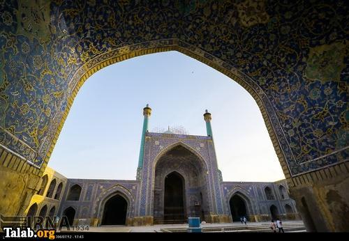 عکس هایی از مسجد امام در اصفهان