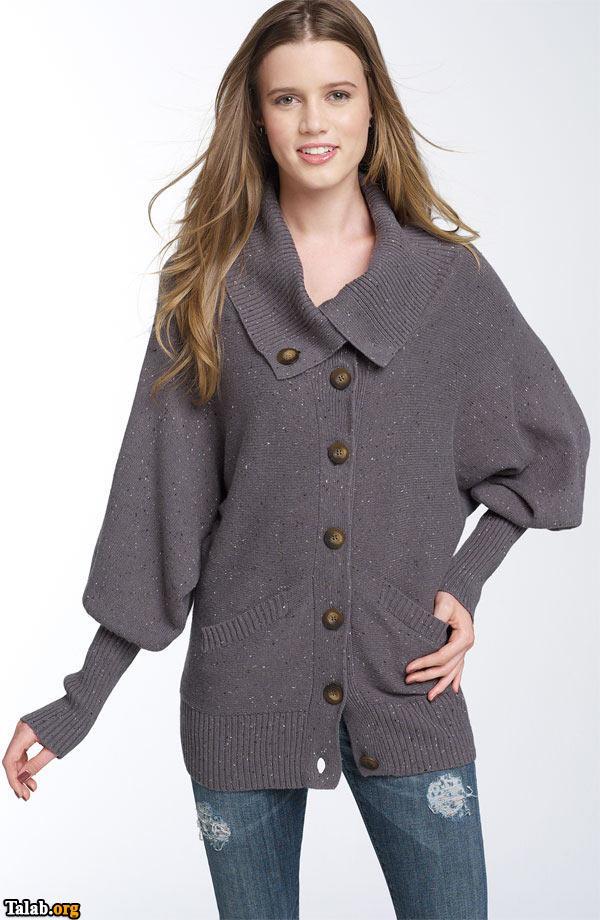 انواع لباس های پاییزی و زمستانه ویژه بانوان
