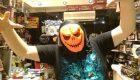 فستیوال جالب هالووین حتی در ایران !!