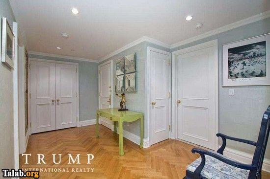 کاخ مجلل جدید ایوانکا ترامپ در منهتن (عکس)