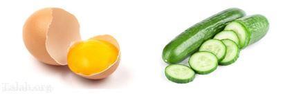 14 خوراکی که برای فرم دادن سینه مناسب است