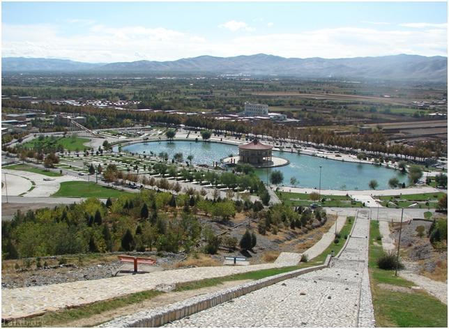 شهر تاریخی ملایر و طبیعت زیبای کوهستانی (عکس)