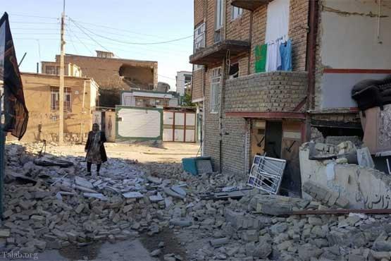 مردی که در یک چشم بهم زدن 22 نفر از اقوامش را در زلزله از دست داد !