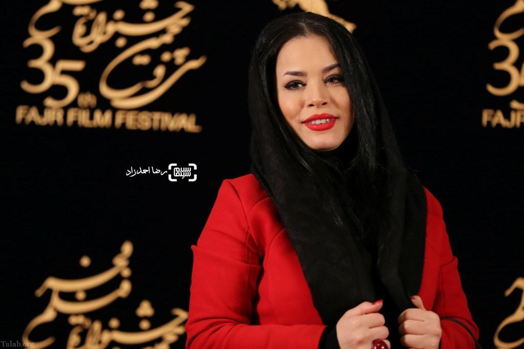 ملیکا شریفی نیا 31 ساله شد (عکس)