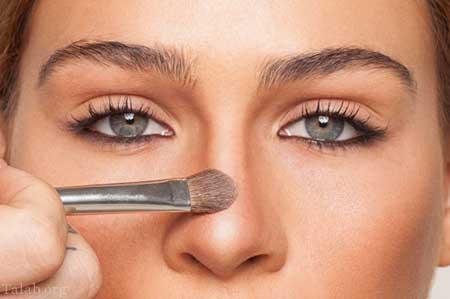آموزش تصویری آرایش های حرفه ای و گریم
