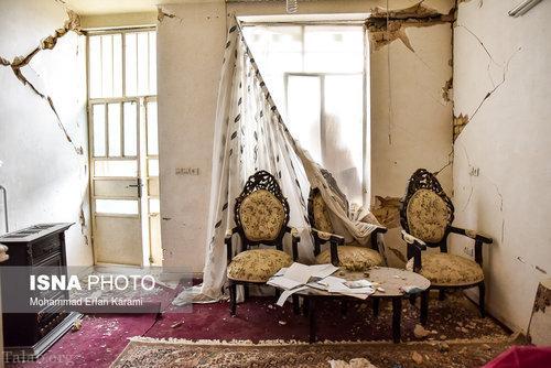 تصاویری از فاجعه سرپل ذهاب بعد از زلزله
