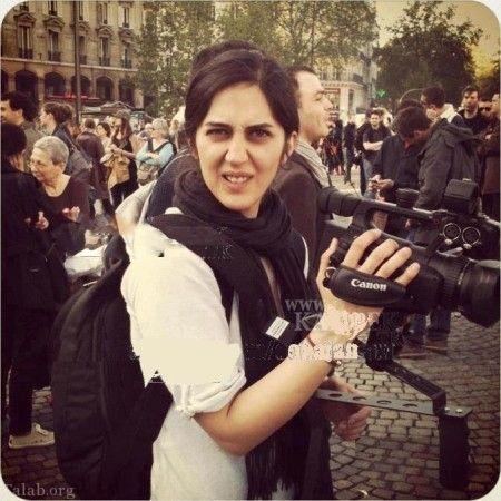 فیلم زهرا امیر ابراهیمی بازیگر معروف درباره زلزله کرمانشاه