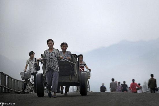 نگاهی به زندگی کردن زنان کشور کره شمالی