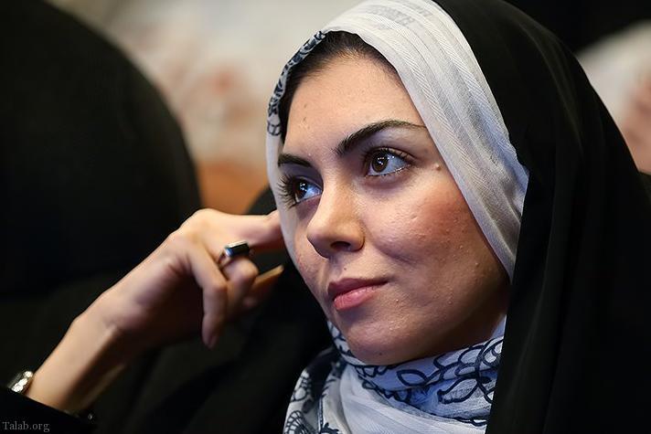 همدردی آزاده نامداری بابت زمین لرزه مهیب کرمانشاه