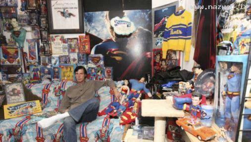 یک سوپرمن واقعی ازدواج کرد (عکس)