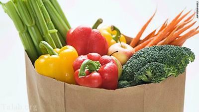 لاغری و تناسب اندام با انواع سبزیجات