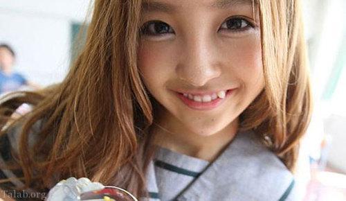 جراحی زیبایی عجیب صورت دختران ژاپنی (+تصاویر)