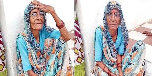 آشنایی با زنی که 65 سال است غذا نخورده (عکس)