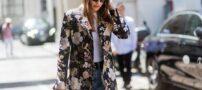 مد پاییز 2017 و 5 روش برای پوشیدن استایل گلدار زنانه