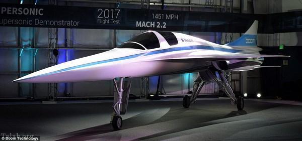 معرفی سریعترین هواپیمای مسافربری جهان