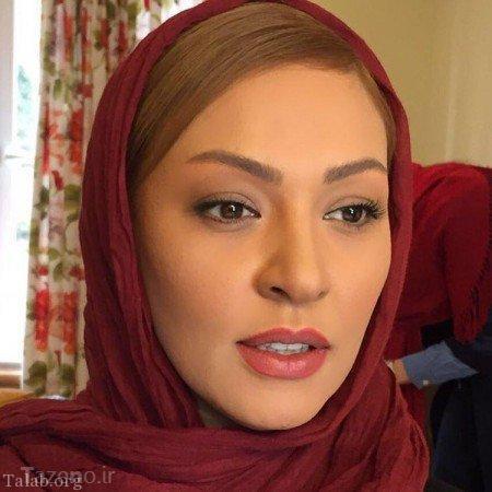 داستان جالب زمان حاملگی زیبا بروفه بازیگر ایرانی