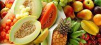 انواع میوه هایی که اندام را چاق میکند