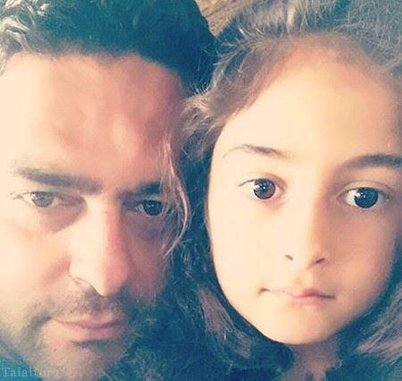 هنرمندان و بازیگران ایرانی در کنار فرزندانشان (10)