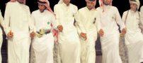 سلفی خندان و عجیب شاهزاده های عربستان در زندان (عکس)