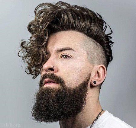 مدل موی فشن پسرانه با مد روز 2021