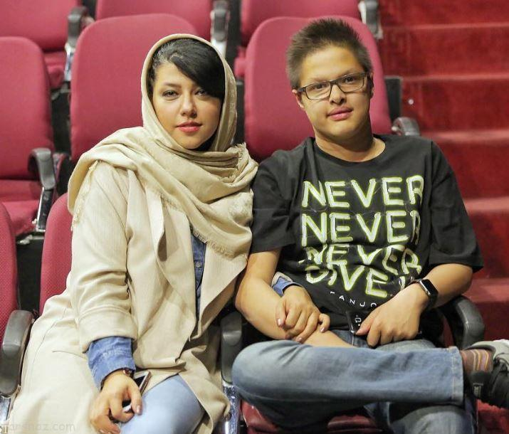 سری جدید تصاویر هنرمندان ایرانی در کنار فرزندانشان (32)