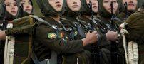 7 سال سربازی برای دختران (+عکس)
