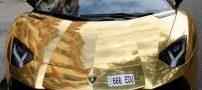 پلاک خودروی 13 میلیاردی توسط تاجر عرب خریداری شد (+عکس)