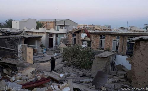 تصاویر غمگین از فاجعه زلزله کرمانشاه (افرادی که بیماری قلبی دارند نبینند)