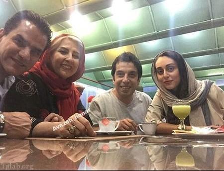 عکس های بازیگران در کنار خانواده در شبکه اجتماعی (112)